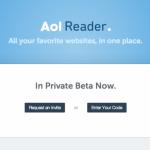 AOL lanza lector de RSS en beta privada