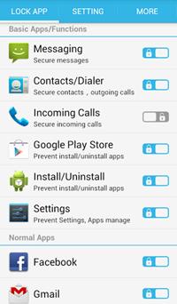 Lock-Apps