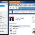Cómo abrir múltiples enlaces copiados al portapapeles en pestañas separadas de Firefox