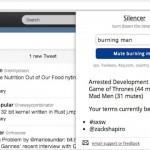 Silencer: eliminar los spoilers de Twitter y Facebook [Chrome]