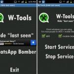 Cómo esconder el estado de último leído y última conexión en Whatsapp