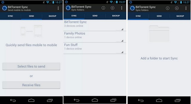 BitTorrent-Sync-Android