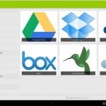 Cloudii: administrar varias cuenta de Dropbox, Box y otras en Android