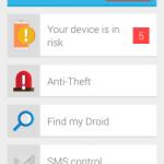 localiza, accesa y elimina tus datos en Android con Droid Finder.