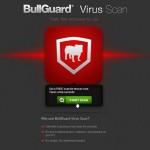BullGuard Virus Scan ofrece escaneos gratuitos para detección de malware.