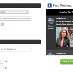 FeederNinja: crea widgets personalizables del feed del Facebook, Twitter o RSS de tu web