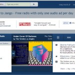 Jango, alternativa a Pandora para escuchar música en streaming sin VPN