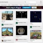 Pong.com: juegos flash al estilo Pinterest