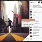 Cómo guardar fotos de Instagram desde la web facilmente (Chrome)