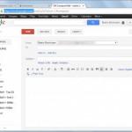 Old Compose: reestablece la vieja interfaz para redactar correos en Gmail [Chrome]