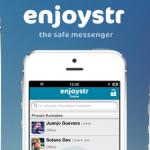 Enjoystr: un cliente de mensajería al estilo Whatsapp pero con enfoque en la privacidad