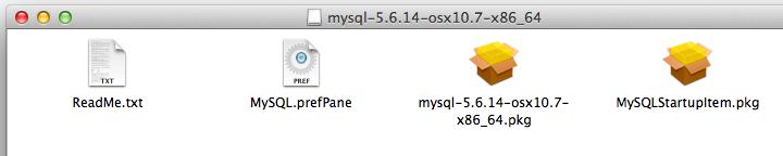 4 - Instalar MySQL en OS X Mavericks