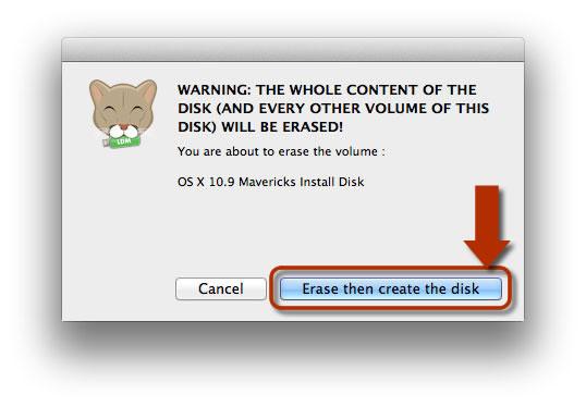 Formatear USB para instalar OS X Mavericks
