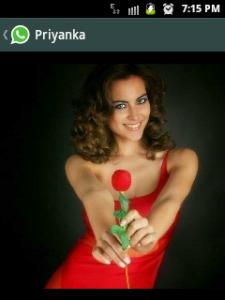 imagen de perfil whatsapp