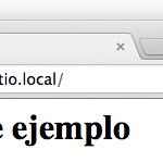 Cómo configurar Virtual Hosts en Apache sobre OS X Mavericks y Mountain Lion