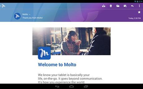 Molto-Message
