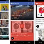Play Kiosko, un Flipboard hecho por Google