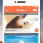 SlideStory: crea slideshows con filtros en tu iPhone