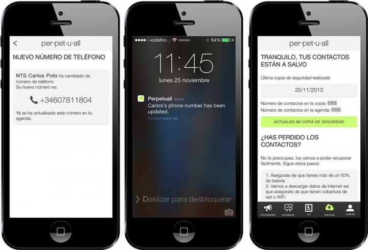 Perpetuall para iPhone