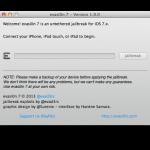 Jailbreak para iOS 7 en iPhone, iPad e iPod