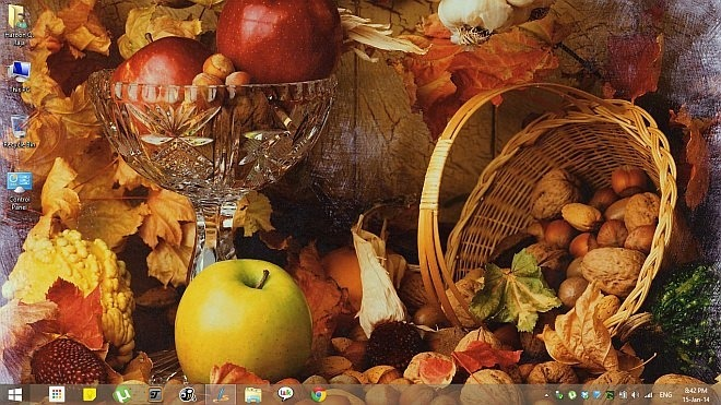 Autumn Bounty Theme for Windows 8.1