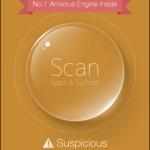 CM (Cleanmaster) Security es un Anti-Malware, limpiador de archivos inútiles para Android