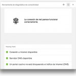 Cómo encontrar y resolver problemas con tu conexión a internet desde Chrome con Chrome Connectivity Diagnostics