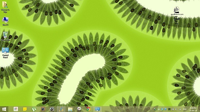 Fun Fruit Theme for Windows 8.1