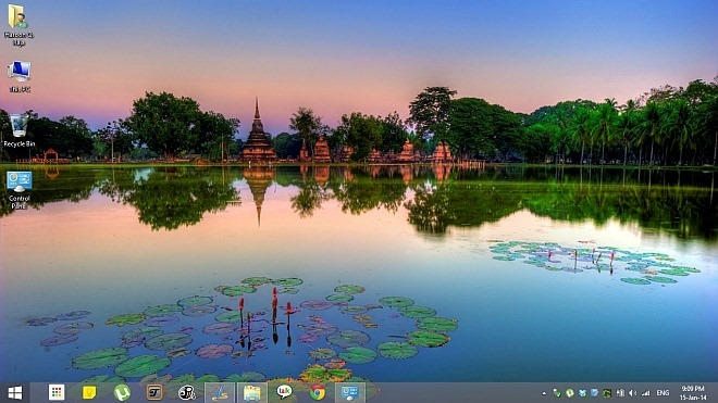 Thailand Theme for Windows 8.1