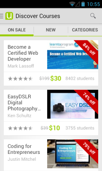 Udemy_Discover