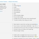 esconde y personaliza los elementos graficos de Gmail con Gmelius