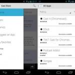 Cast Store te muestra todas las aplicaciones para Chromecast en una sola App