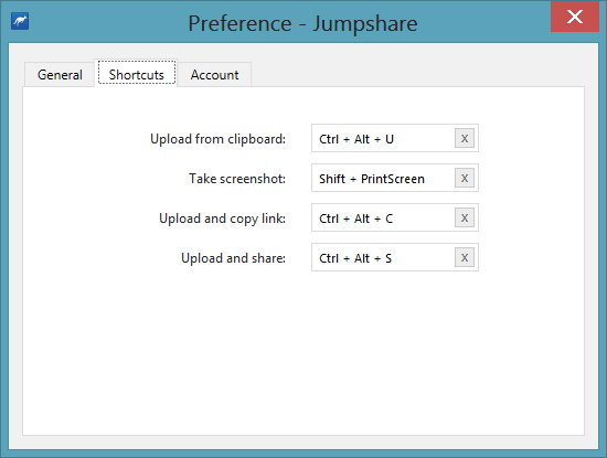 jumpshare-windows-settings