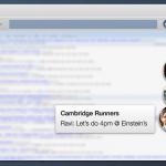Obtén las burbujas del Chat de Facebook en Chrome con Faces.im