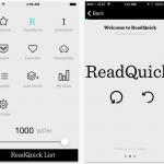 Aplicaciones para mejorar la velocidad de la lectura