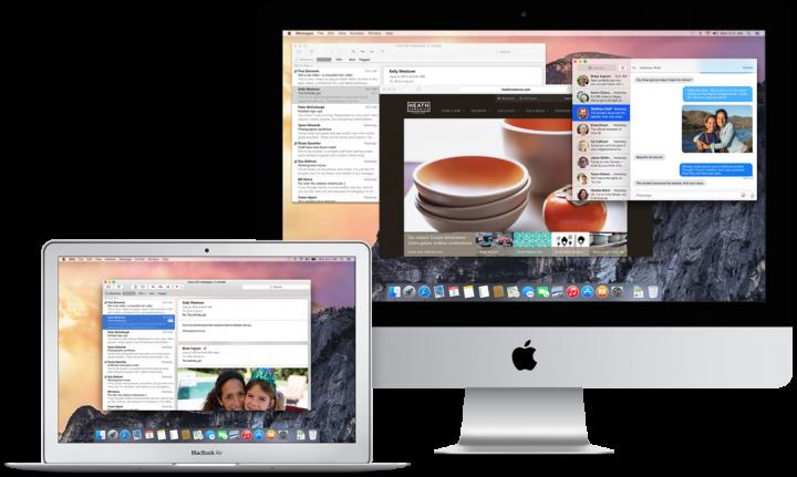 OS X Yosemite Beta Pública