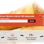 Sindelantal México la mejor manera de pedir comida a domicilio desde tu Smartphone o computadora