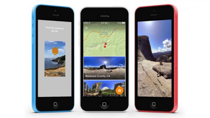 Photosphere para iOS